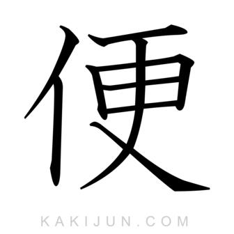 「便」を含む四字熟語