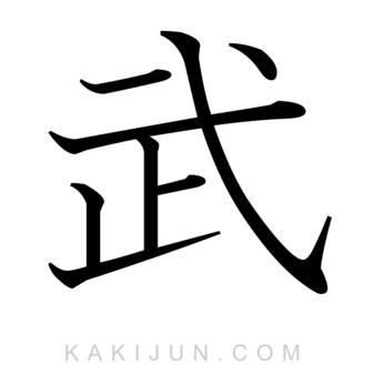 「武」を含む四字熟語