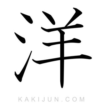 「洋」を含む四字熟語