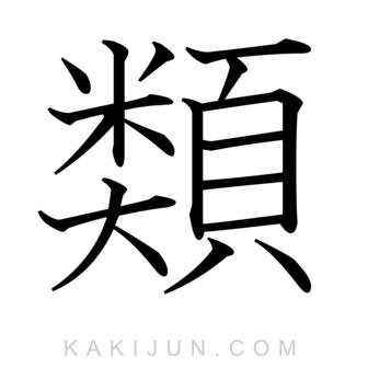 「類」を含む四字熟語